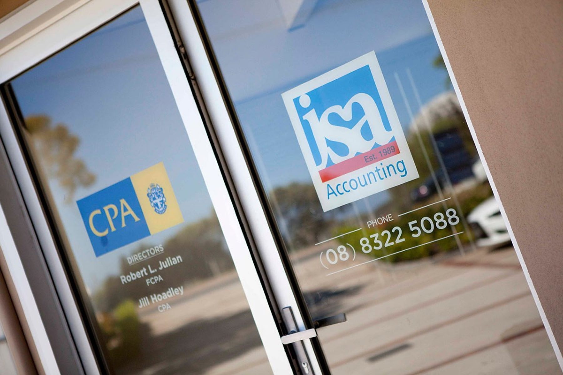JSA chartered accountants Adelaide - Tax, Financial Planning, Business Advisory, super