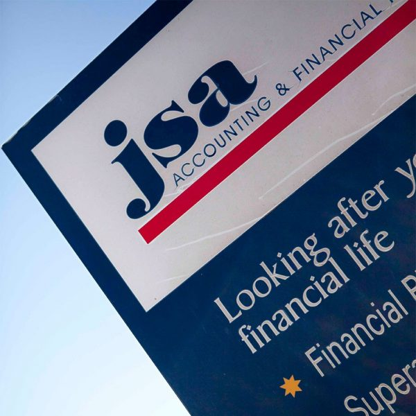 JSA Accounting firm - Chartered Accountant - tax, business advisory, financial planning.